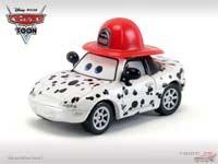 Les cars disponibles uniquement en loose Dalmatian_mia
