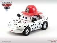 Les cars disponibles uniquement en loose Dalmatian_mia_sdcc