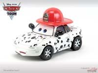 Les cars disponibles uniquement en loose Dalmatian_tia_sdcc