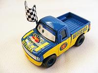 Les cars disponibles uniquement en loose Dexter_hoover_with_checkered_flag_lenticular
