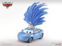Les cars disponibles uniquement en loose Dinoco_showgirl_1