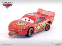 Les cars disponibles uniquement en loose Finish_line_mcqueen