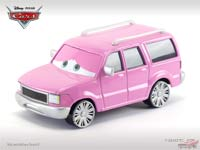 Les cars disponibles uniquement en loose Frank_pinkerton
