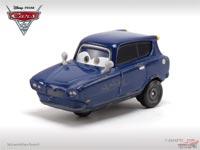 Les cars disponibles uniquement en loose Tomber