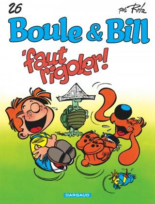 LE BON NUMERO - Page 2 Boule-bill-tome-26-faut-rigoler