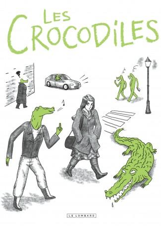 Les crocodiles : témoignages sur le harcèlement et le sexisme ordinaire Crocodiles