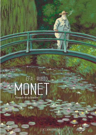 Votre trio culturel (Novembre 2018) Monet