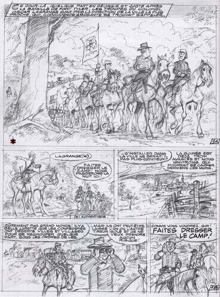 Les Tuniques Bleues - Page 2 24_Crayonne_de_Lambil