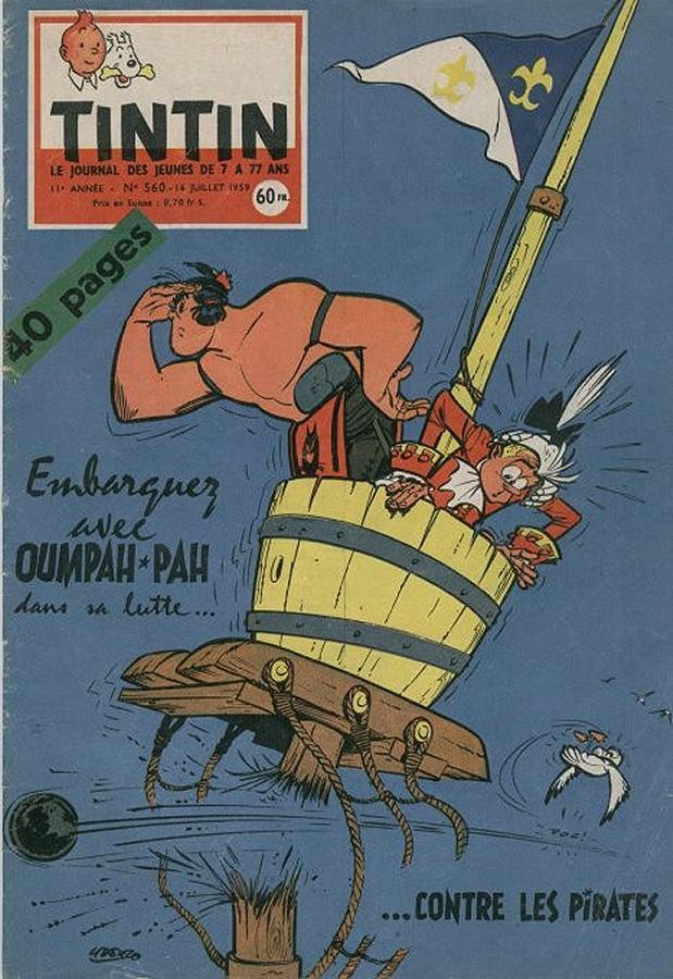 LE BON NUMERO - Page 26 Tintin-560