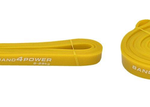 Грипспорт и кистевые эспандеры Captains of Crush Yellow_band4power-500x359