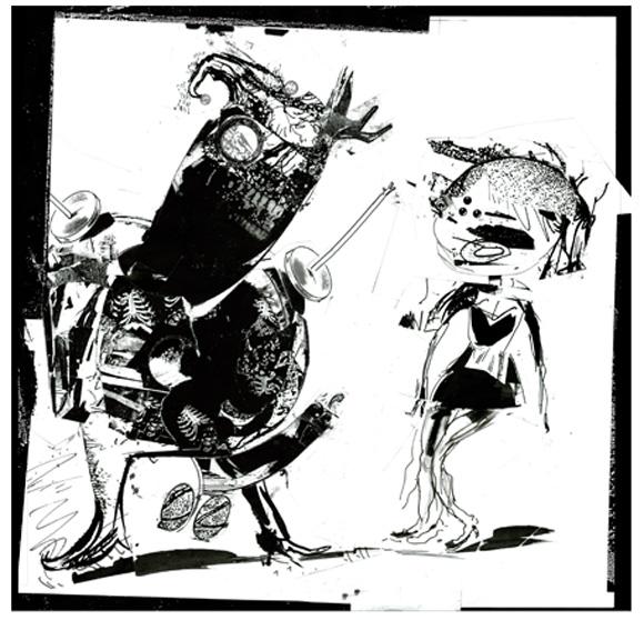 Un disco, un gif Pixies_EP1