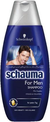 Muška kozmetika Schaumamenblue