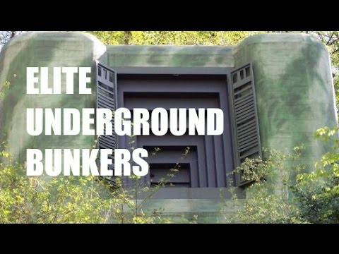 5 Top Secret End of the World Bunkers Undergroundbunkers