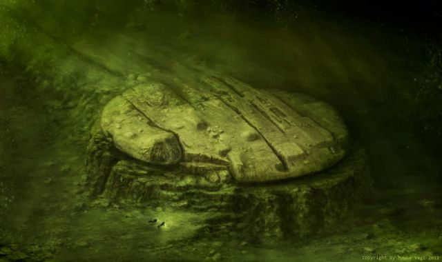 140,000 Year Old U.F.O Discovered – The Baltic Sea Anomaly – Still dont Believe in UFO's? – Watch This BALTIC%20SEA%20ANOMALY3