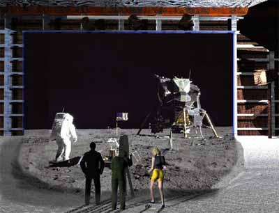 Irrefutable Proof the Moon Landing Was Faked!!!  Moon%20fake1
