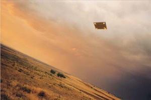 Platforms Appear In Sky Kanarraville-ufo-rect