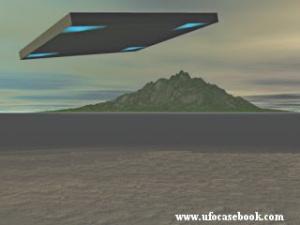 Platforms Appear In Sky Rectangle-ufocasebook