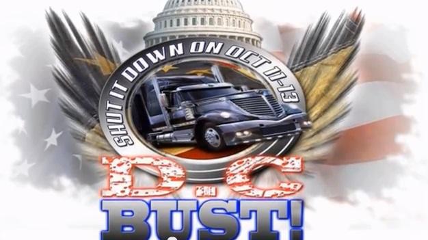 Truckers Heading to DC! LOVE IT!!! TruckersBoundForGlory44
