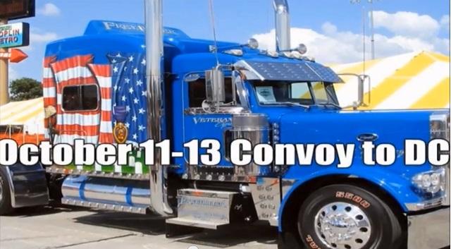 Truckers Heading to DC! LOVE IT!!! TruckersBoundForGlory441
