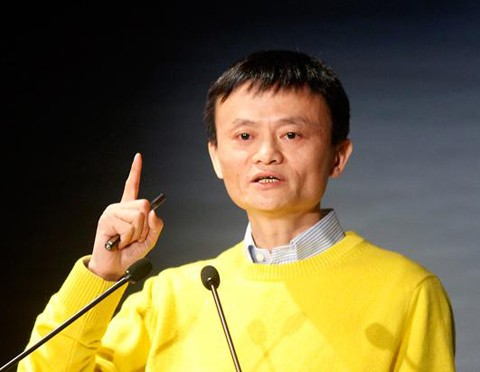 Into the hands of Jack Ma - Alibaba entrepreneur (China) Ma-Yun