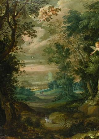 Le lapin dans l'art Brueghel_lapin