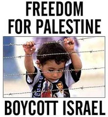 Gaza : la responsabilité directe de la France et de l'Union Européenne - Page 2 Boycott-israel-free-palestine