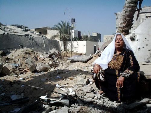 Gaza : la responsabilité directe de la France et de l'Union Européenne Gaza_