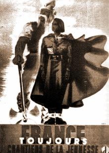 Néo-Régime de Vichy  (et néo-monstres) Mouvjeun