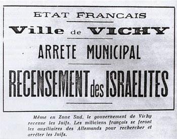 Néo-Régime de Vichy  (et néo-monstres) Vichy