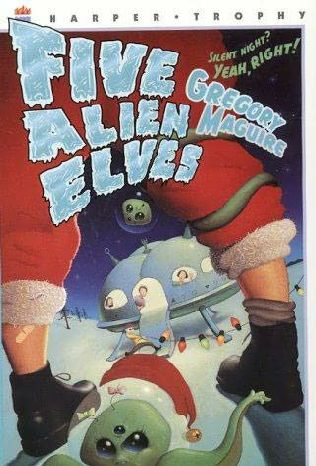Conte de Noël Five-alien