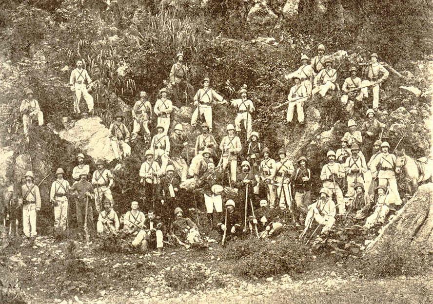 Le Tonkin au 19è siècles 101Legionnaires