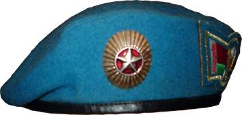 Belarussian headgears RBberet_103