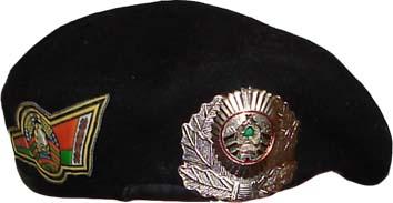 Belarussian headgears RBswat_beret_m