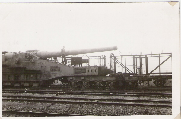 Eisenbahn artillerie abteilung 640 Montélimar/Marseille - Page 2 German%20Railway%20Gun%20Caesar%203