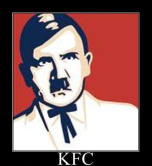 I just want to say HI Racist-kfc