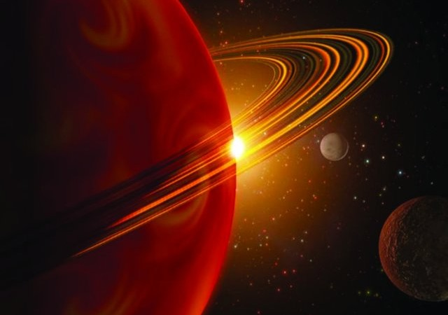 NIBIRU News ~ The Search for Planet 9 Turns to Saturn and Cassini and MORE Saturn-1-planetx-640x450