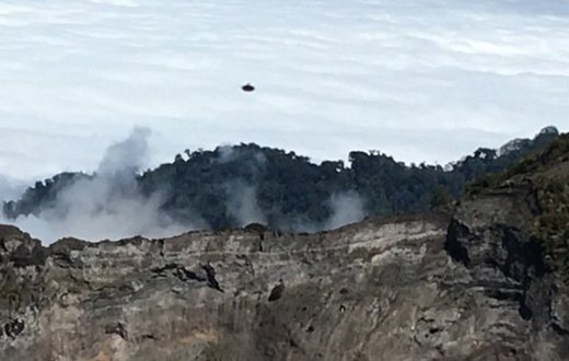 UFO News ~ SOLID ALIEN DISC ENCOUNTER IN OTTAWA CANADA and MORE UFO-costarica-volcano2