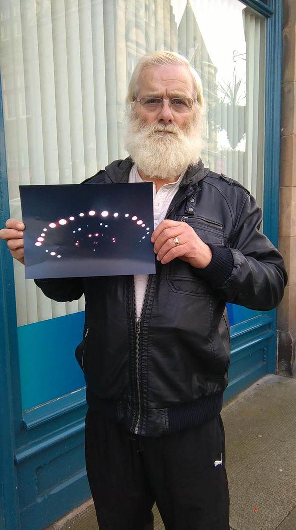 UFO News ~  UFO spotted over Highway Zürich-Bern, Switzerland plus MORE UFO-pensioner-pic1