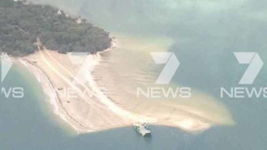 Another Major Erosion Event Along Inskip Point beach, Queensland, Second One in Six Months Sinkhole-Australia