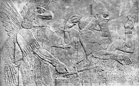 3 Mysterious Traits of the Ancient Anunnaki Sumerian-no-tree