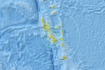 Tsunami Warning Raised as Magnitude-7.0 Earthquake Strikes Vanuatu Vanuatu7M-Apr2016