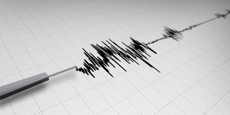 5.0-Magnitude Earthquake Shakes Southern Israel EarthQuakeSeismograph2-900x450