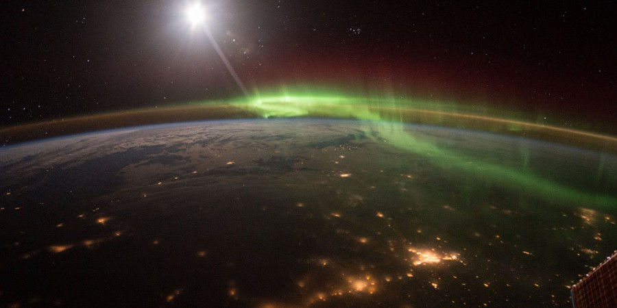 Earth's Mysterious Magnetic Field More Mysterious than Ever: Unsolved EarthsSpaceView1-900x450