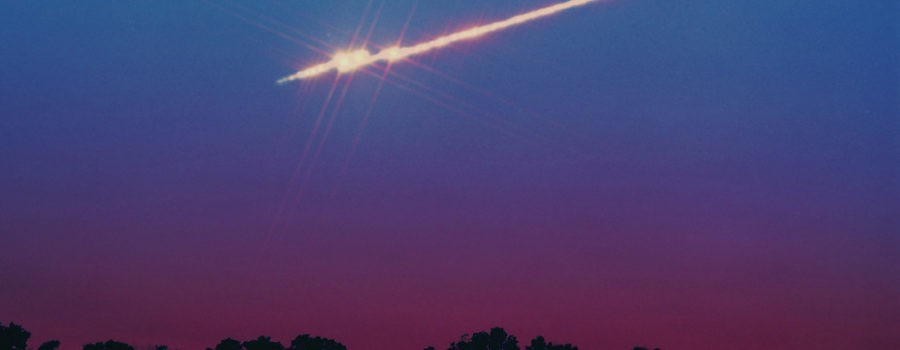 Could the EgyptAir Flight 804 Crash Have Been the Result of Being Struck by a Meteor Egyptair-meteor-900x350