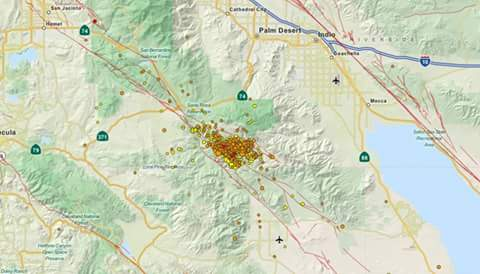 800 Aftershocks Have Occurred Since the M5.2 Earthquake Near Borrego Springs, California Earthquake-swarm-california-june-10-2016-main