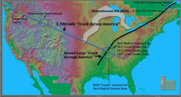 Scientists Found a 1,700 Mile Crack Across the USA Fig1-CrackAcrossAmerica