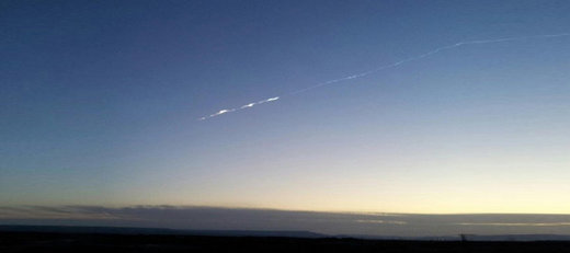 Meteor Fireball Produces Mutilple Explosions, Shakes Buildings in General Roca, Argentina Meteor_Roca-Argentina