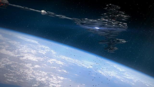 NASA Films Speeding UNKNOWN CRAFT On Live Stream! AlienshipNearEarth