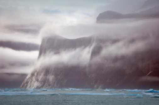 Mysterious Noise In the Arctic Scaring Off Wildlife, Canadian Military Investigating ArticIceCliff