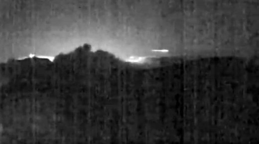 Meteor Fireball AND Volcano Eruption, NICE!  CostaRicaVolcanoMeteorFireball